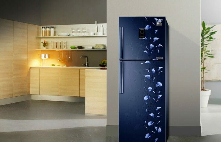 Инверторный холодильник Samsung