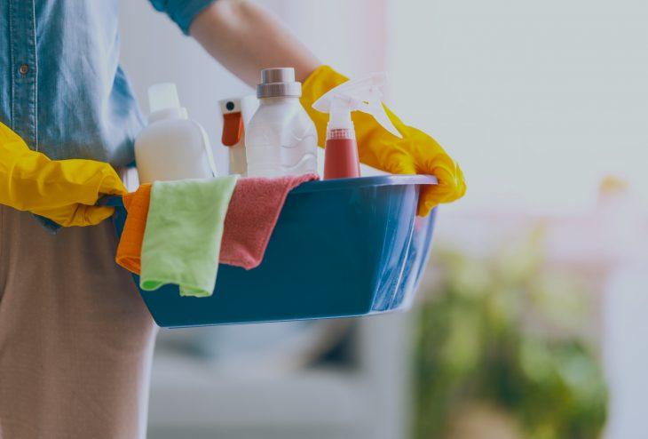 Моющие средства для ламината