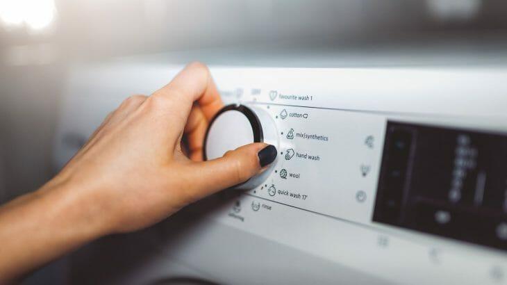 Настройка стиральной машины