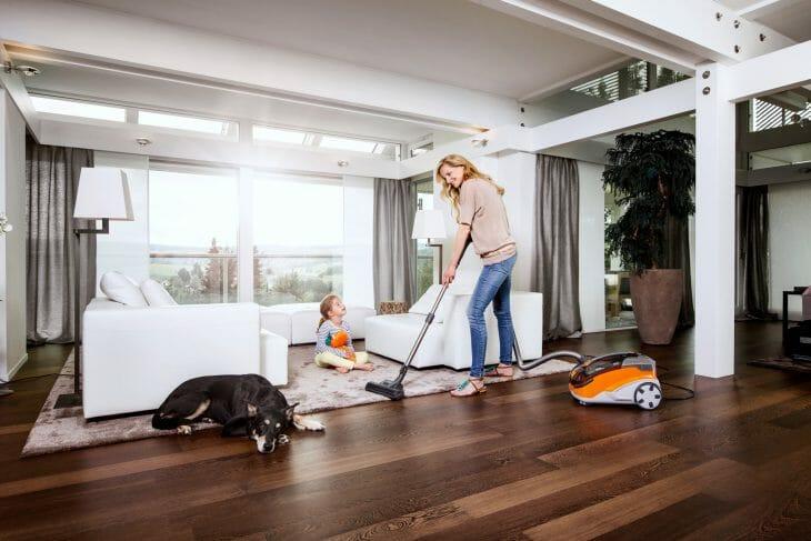 Пылесос для дома с животными