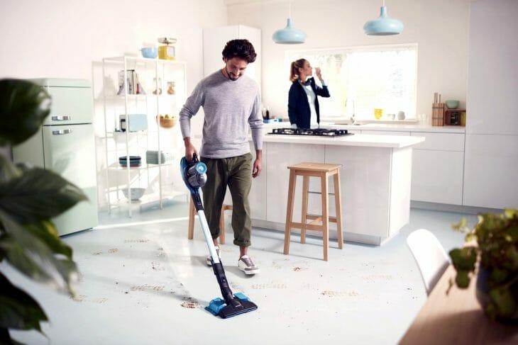 Пылесос Philips для влажной уборки