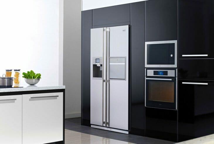 Холодильник Side-by-side No Frost