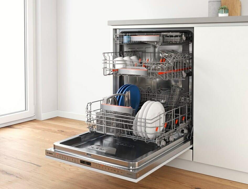 Встраиваемая посудомоечная машина Bosch 60 см