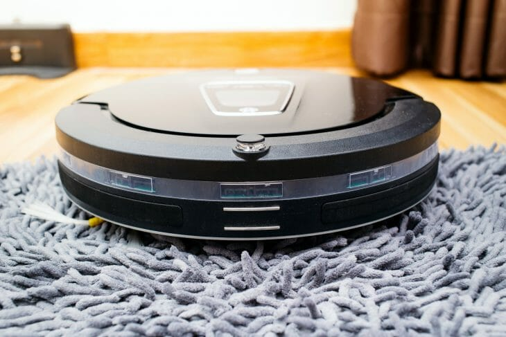 Робот-пылесос iRobot для ковров