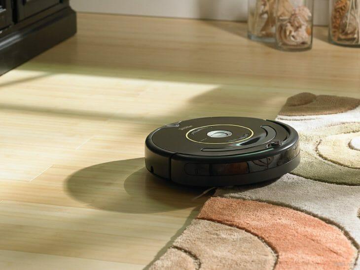 Робот-пылесос Panda для ковров