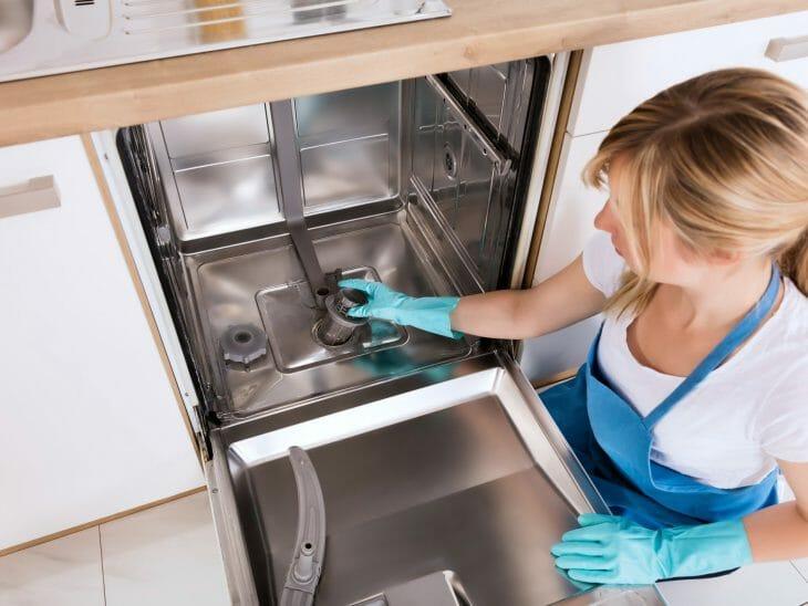Самостоятельный ремонт посудомоечной машины Bosch