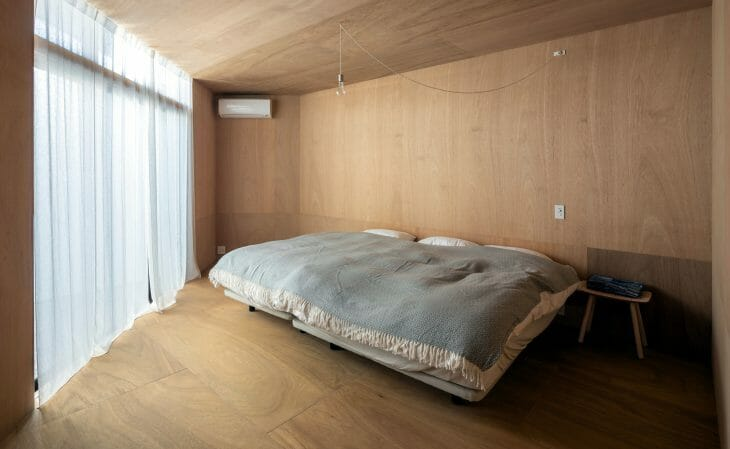 Сплит-система Kraft в комнате