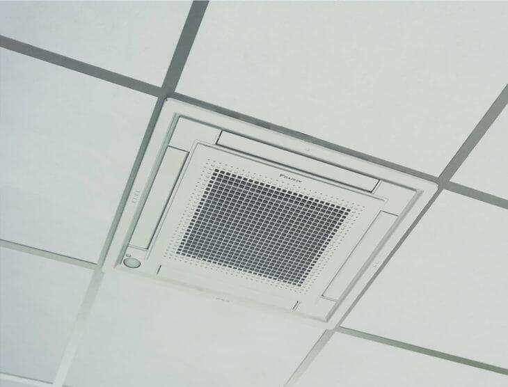 Сплит-система Daikin потолочного типа