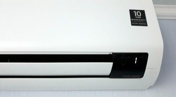 Сплит-система Samsung с инверторным двигателем