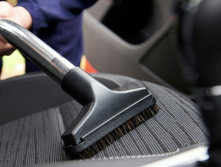 Автомобильная насадка к пылесосу Redmond