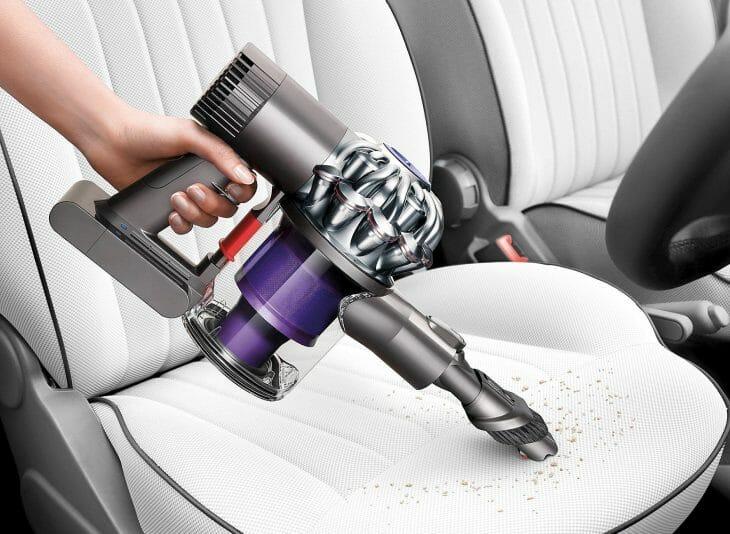 Автомобильный пылесос Dyson