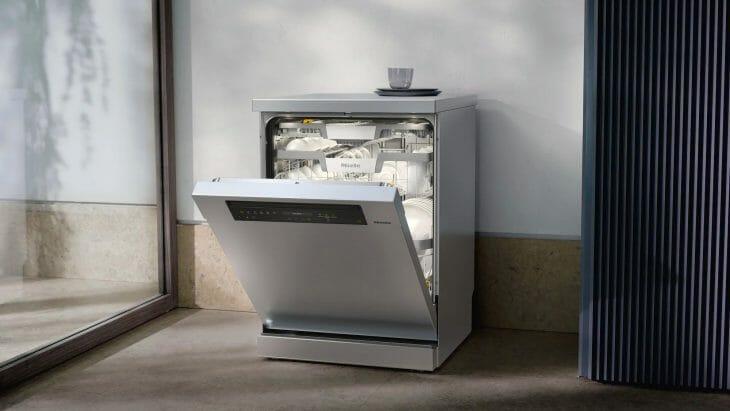 Отдельно стоящая посудомоечная машина Miele