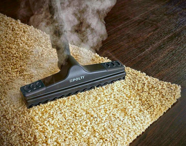 Паровой пылесос для ковров