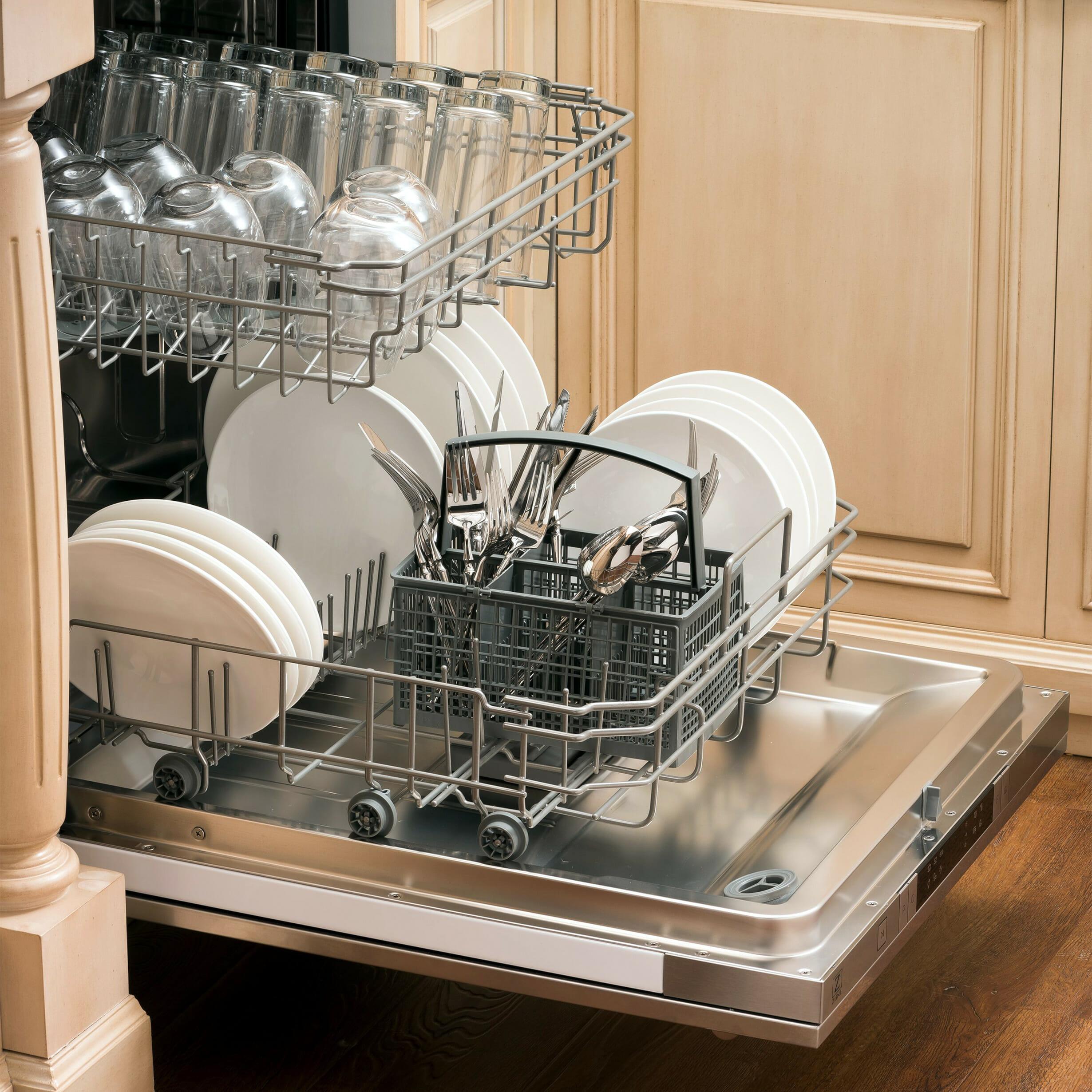 Установка посудомоечной машины в фальшь-стене из гипсокартона