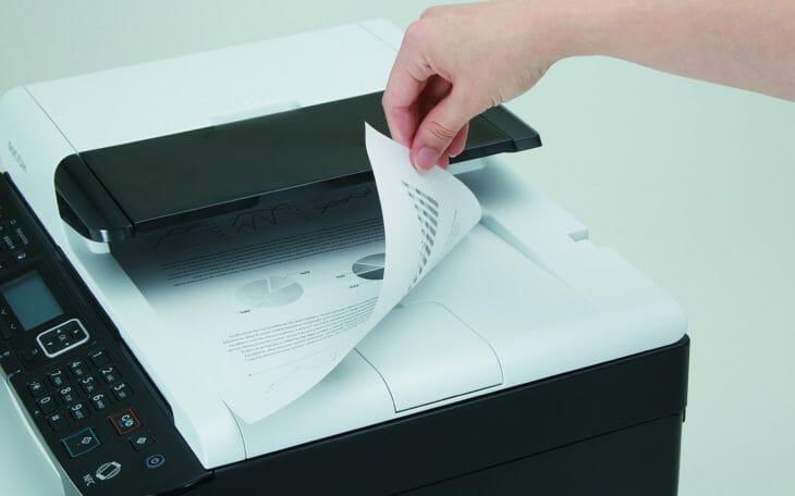 Лазерный принтер для печати текстов