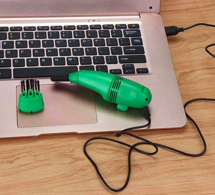 Проводной USB-пылесос для компьютера