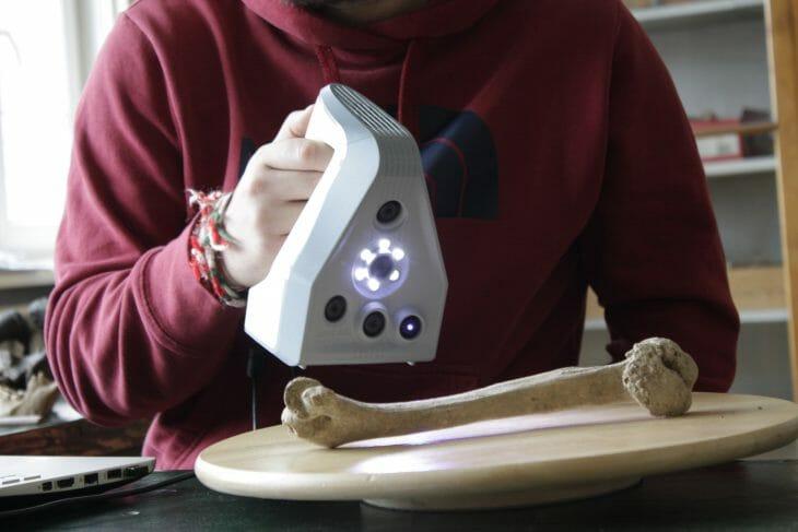 Ручной 3D сканер
