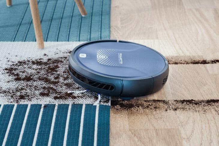 Робот-пылесос Rowenta