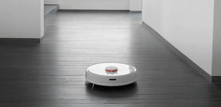 Робот-пылесос Xiaomi с влажной уборкой