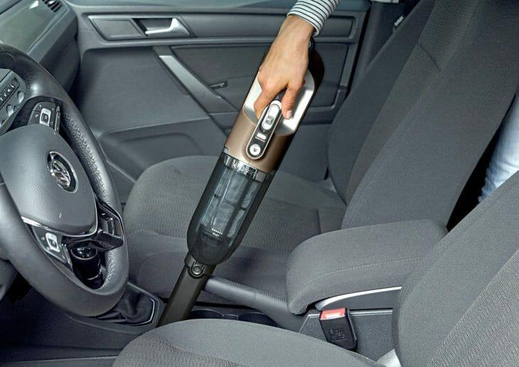 Ручной автомобильный пылесос Bosch