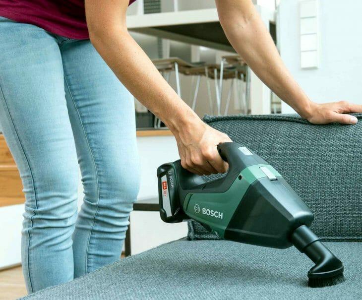 Ручной пылесос Bosch для мебели