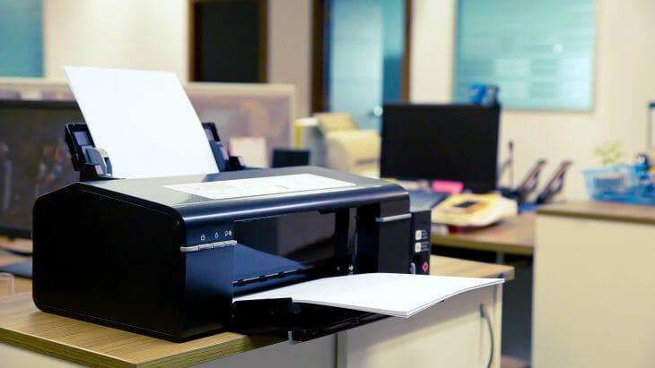 Струйный принтер для печати на футболках
