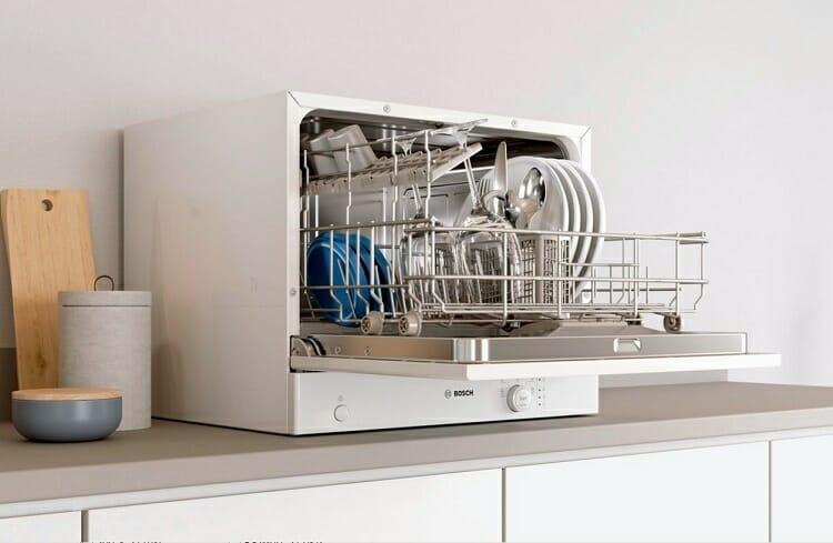 Настольная модель посудомойки фирмы Bosch