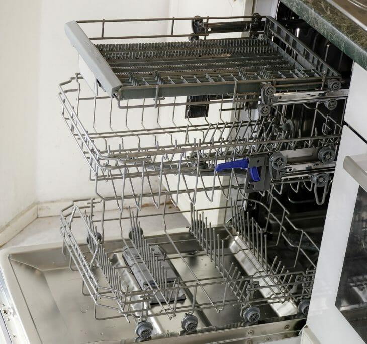 Узкая посудомойка Bosch