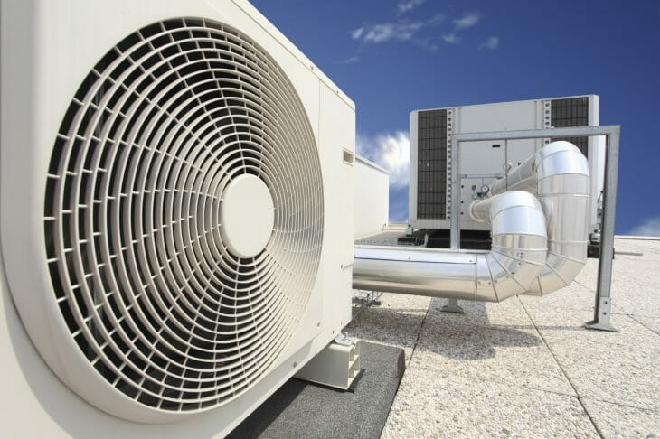 Вентилятор промышленной сплит-системы Polair