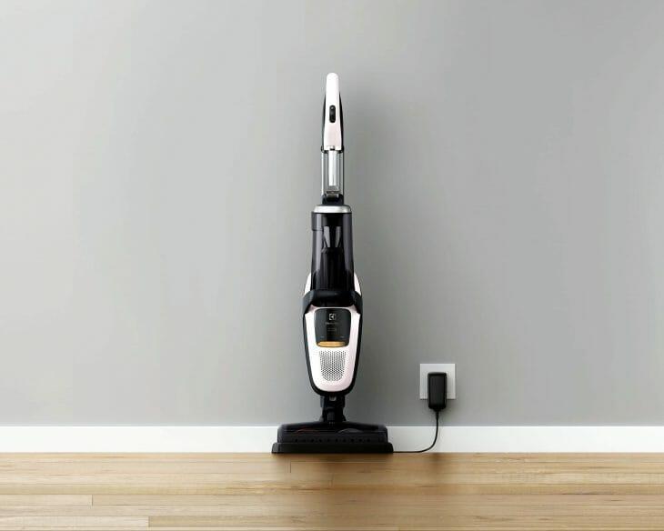 Вертикальный пылесос Electrolux