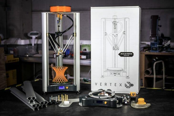 Delta 3D принтер