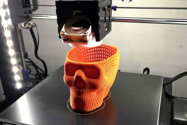 FDM 3D принтер