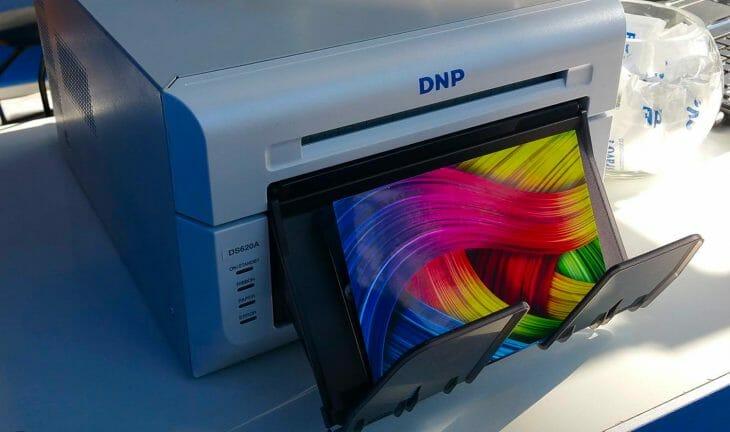 Фотография напечатанная на сублимационном принтере