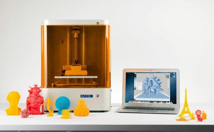 Фотополимерный 3D и изготовленные на нем изделия