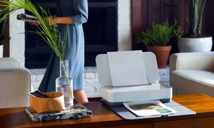 Функциональный принтер для фото