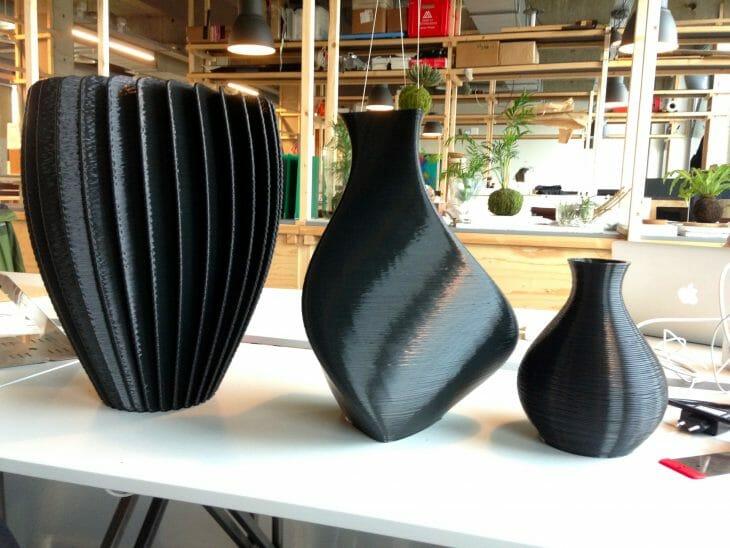 Изделия напечатеные на 3D-принтере