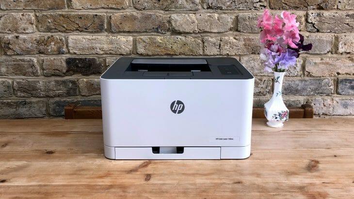 Лазерный цветной принтер для офиса