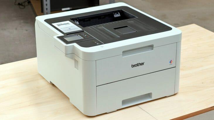 Лазерный принтер Brother для домашнего использования
