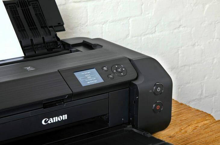 Лазерный принтер с подключением к смартфону