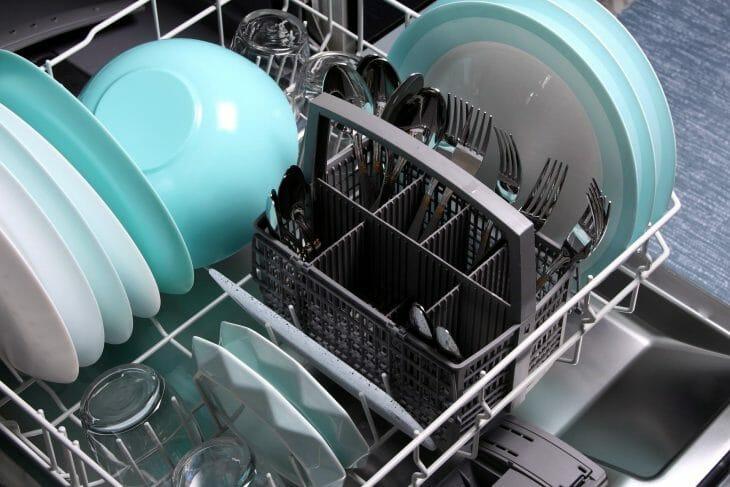 Нижний отсек посудомоечной машины Bosch