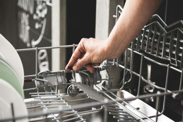 Корзина для посуды в посудомоечной машине Neff