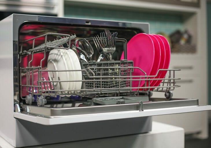 Посудомоечная машина для одного человека