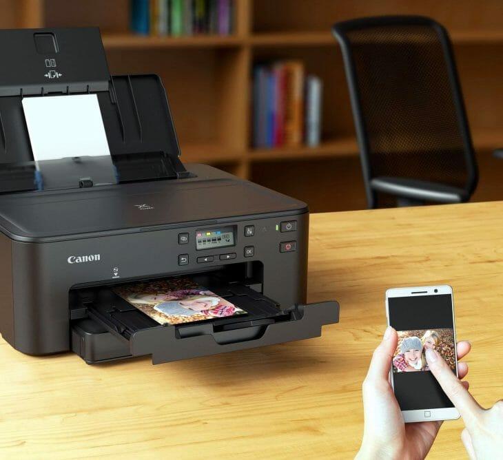 Принтер Canon с Wi-Fi