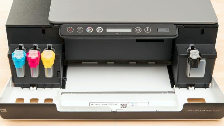 Принтер с 4 чернилами