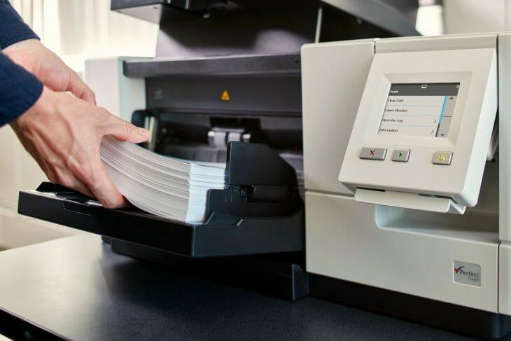 Производительный поточный сканер