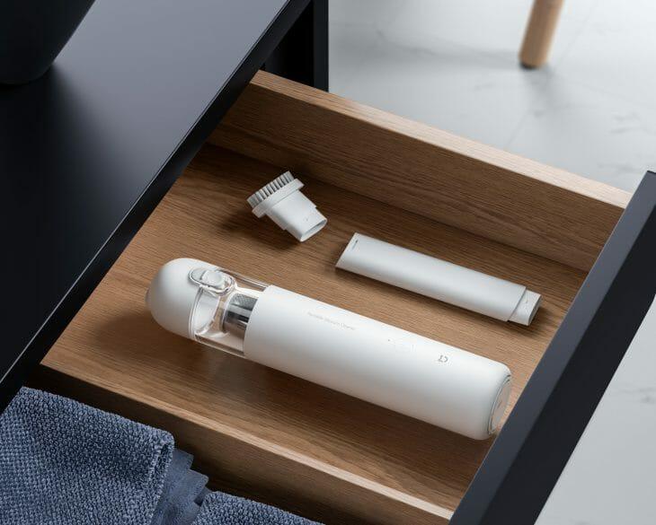 Ручной мини пылесос Xiaomi