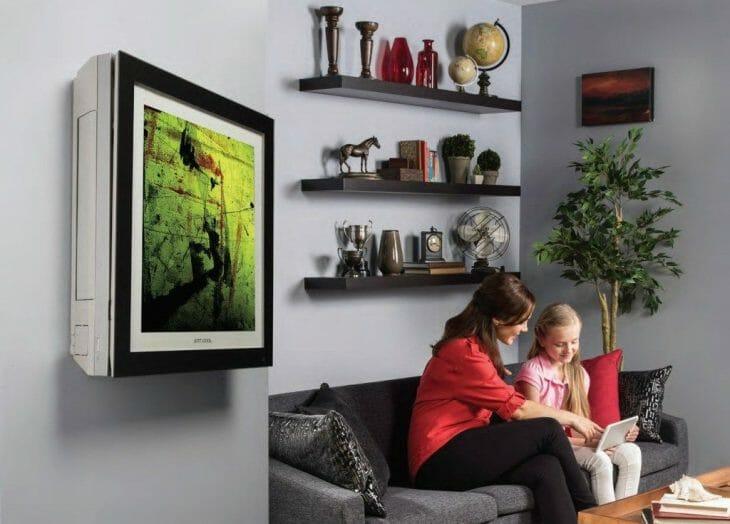 Сплит система LG серии Artcool