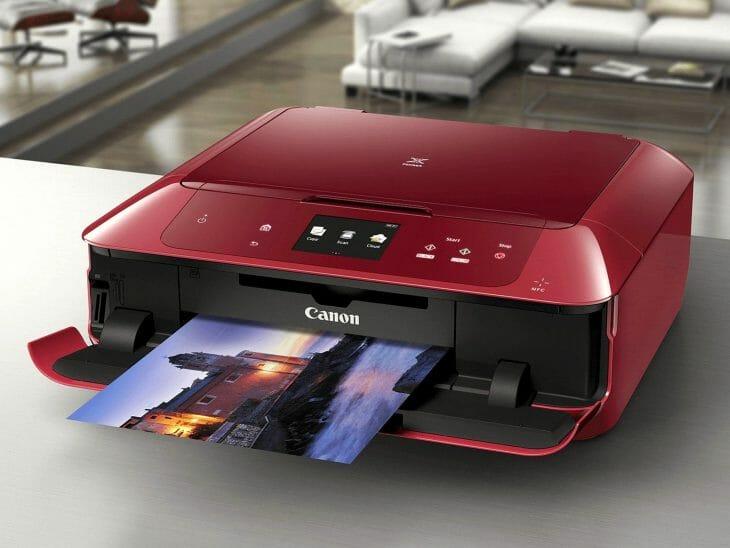 Струйный принтер Canon для фотопечати