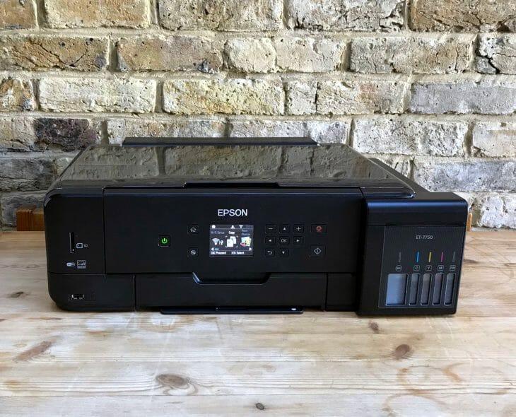 Струйный принтер для фотопечати