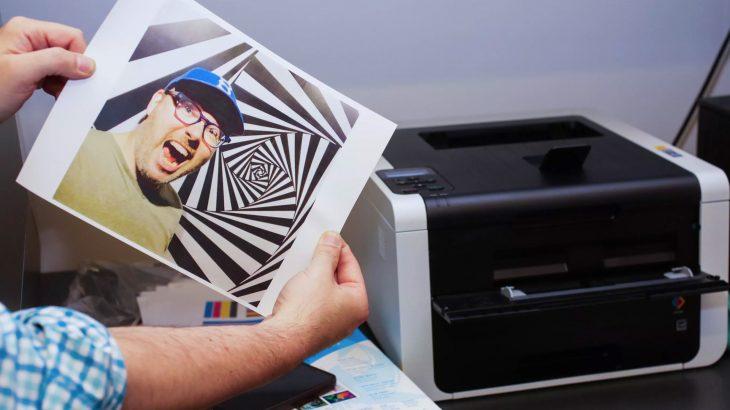 Цветной лазерный принтер для дома